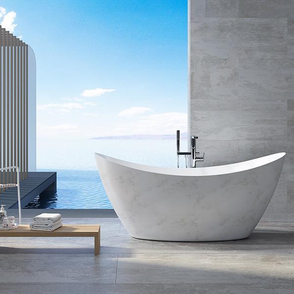 Vascha da bagno freestanding stile venezia Bernstein