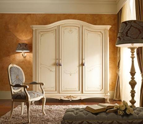 Interni casa stile venezia Valderi