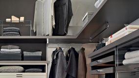 Soluzioni cabina armadio: su misura o componibile?