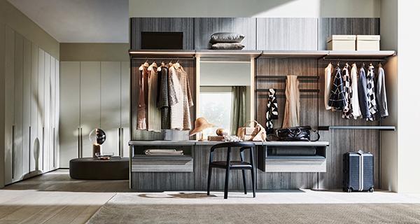 Cabine armadio di lusso Molteni&C