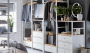 Cabina armadio componibile Ikea