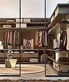 Interno cabina armadio Molteni&C