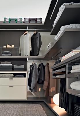 Cabina armadio personalizzata Molteni&C