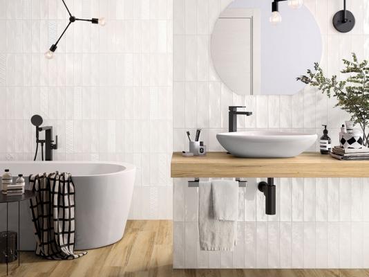 Ristrutturazioni chiavi in bagno con BAGNOSMART di Iperceramica