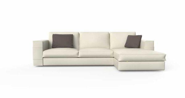 I divani in pelle-mela di GreenEvo