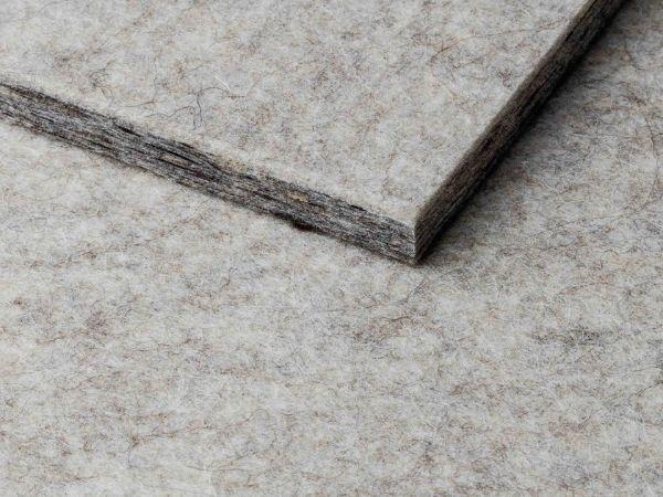 Pannelli isolanti naturali in lana di pecora tirolese