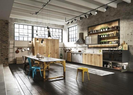 Ambiente loft Cucina: Sistema Loft Snaidero