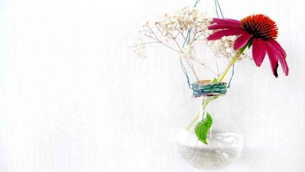 Vasi fai da te per piante e fiori: idee originali e creative