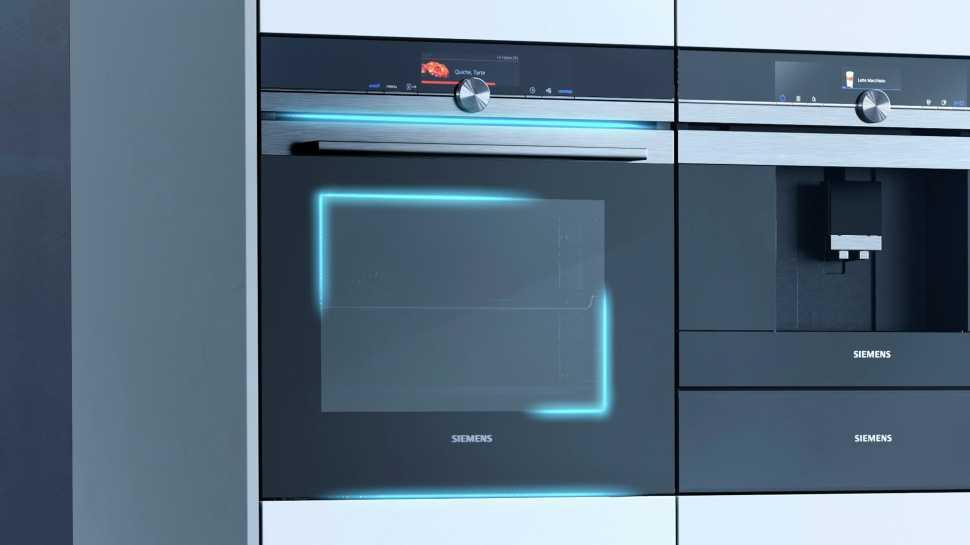 Siemens Elettrodomestici - forni Home Connect