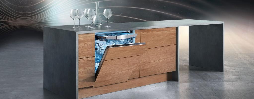 Siemens Elettrodomestici Home Connect - Lavastoviglie