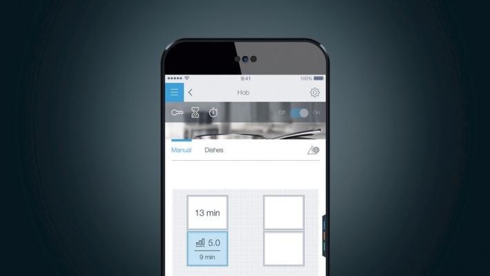 Siemens Elettrodomestici - monitoraggio a distanza con Home Connect