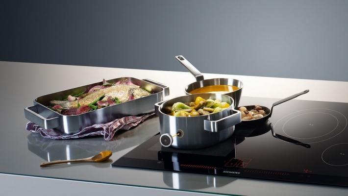 Siemens Elettrodomestici - cottura perfetta con cookingSensor
