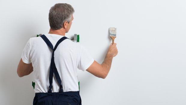 Pittura di sale per eliminare l'umidità e migliorare la qualità dell'aria
