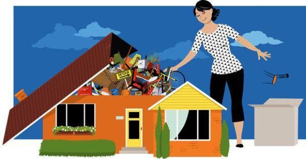 Riorganizzare gli spazi e fare ordine in casa