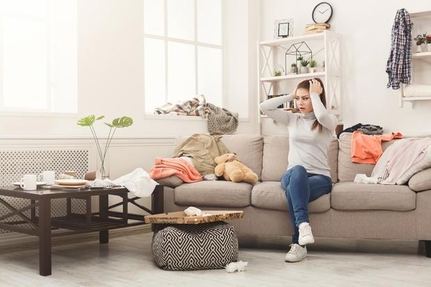 Come riordinare e riorganizzare gli spazi di casa