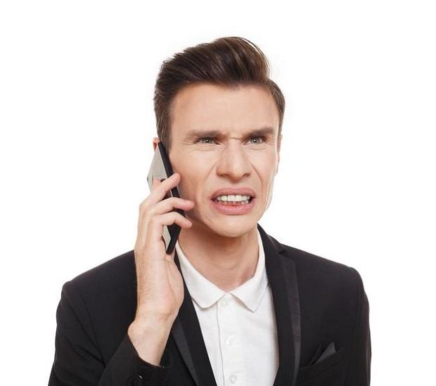 Telefonate aggressive