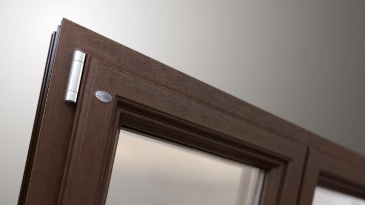 Finestre pvc effetto legno - Finestre Nurith