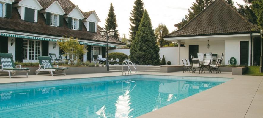 Soluzione bordo piscina EVO - Mirage