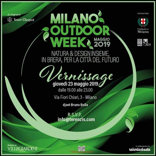 Milano outdorr week 2019