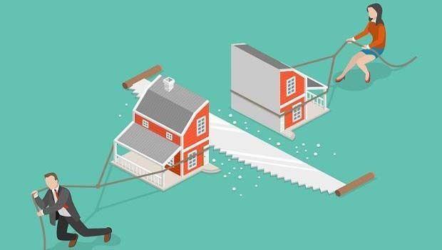 Comunione legale, se la casa è costruita su terreno di uno dei coniugi