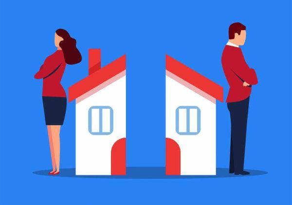 Casa coniugale dopo la separazione
