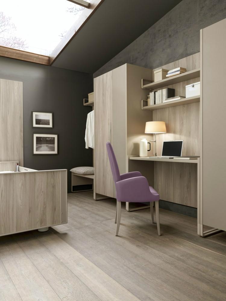 Particolare camera da letto per disabili by Citaredi