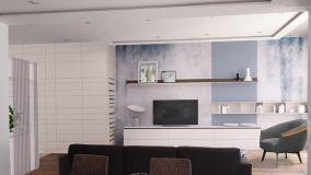 Progetto e foto del restyling della zona relax di casa