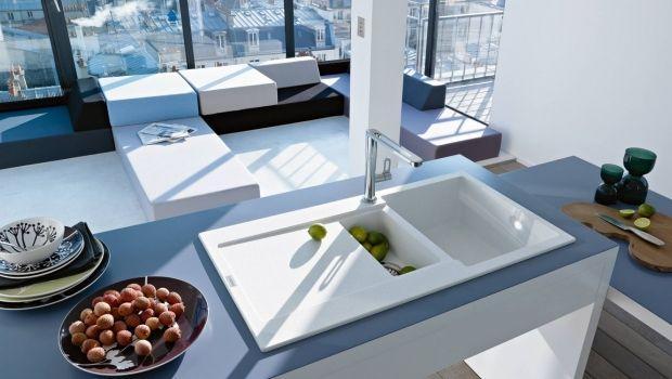 Lavelli cucina in fragranite e altri materiali ultra resistenti