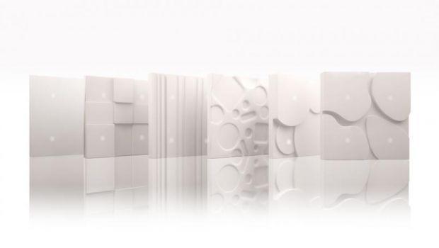 Placche interruttori in Corian: tra vintage e design