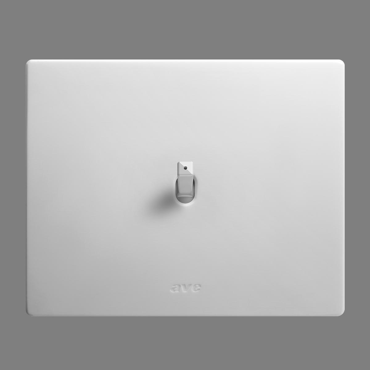 Placca interruttore New Style 44 di AVE