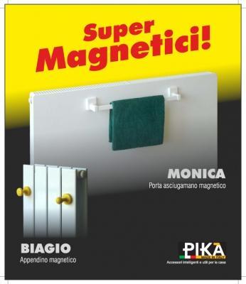 Porta salviette bagno Vega Pika