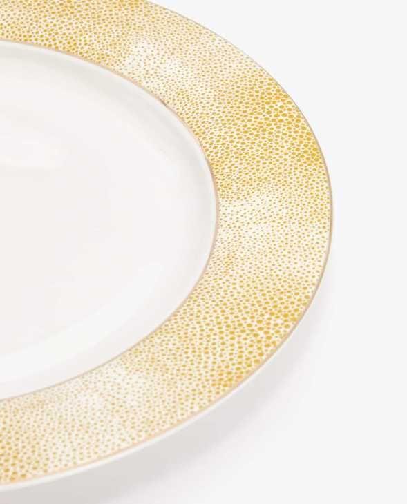 Sottopiatto elegante in ceramica ZaraHome