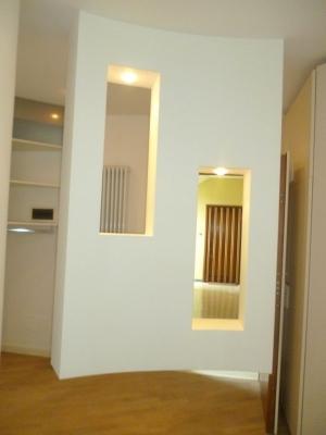 Dividere ambienti con pareti curve - BF Cartongesso