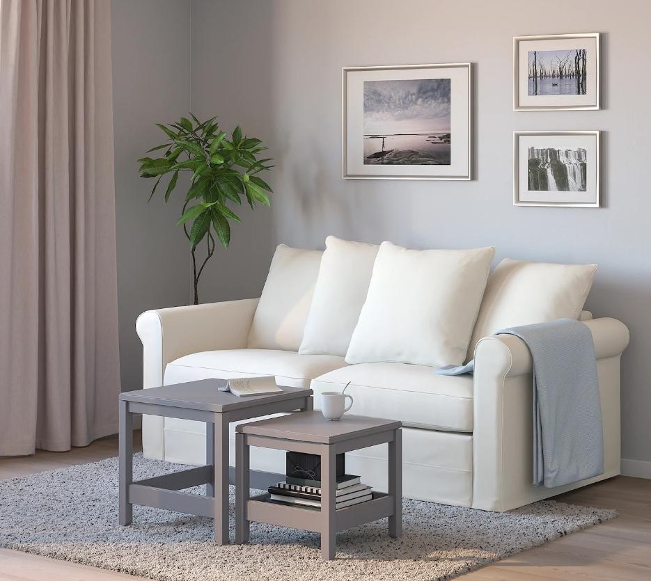 Divani 2 posti trasformabili in letto, da Ikea