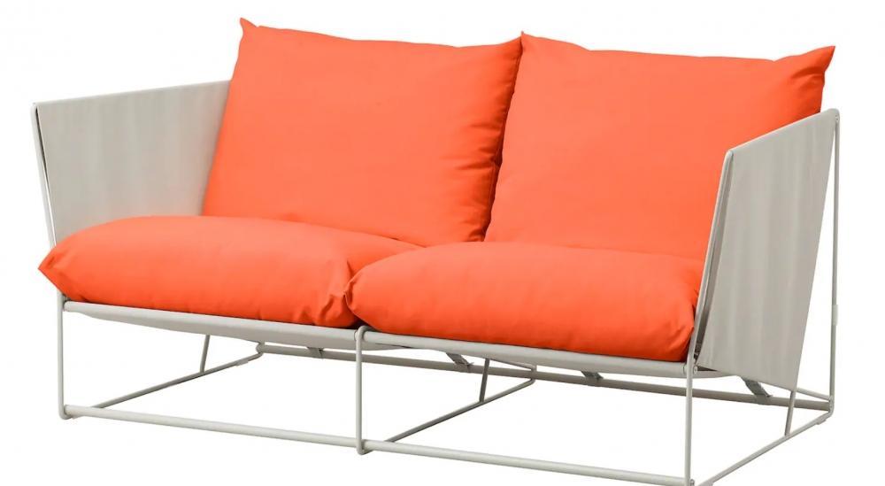 Divanetto di design per interno ed esterno, da Ikea
