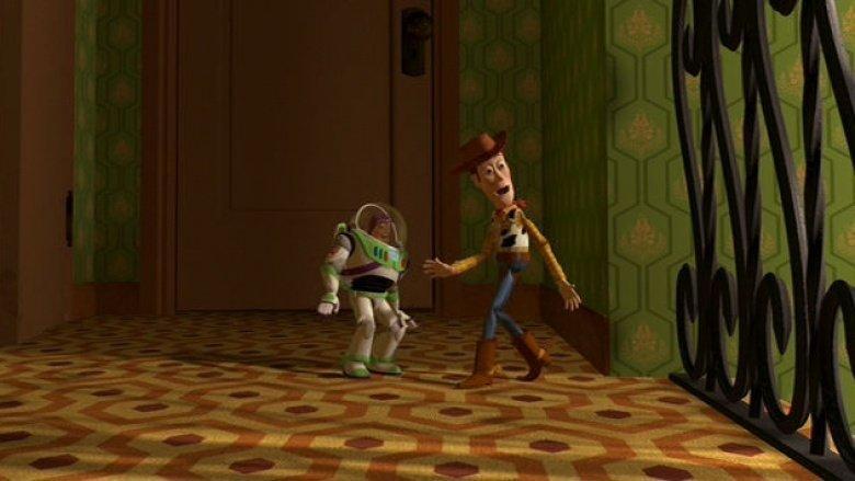 Arredi da set cinematografico - Toy Story
