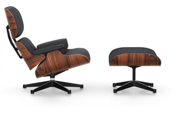 Arredamenti serie tv - Vitra - Lounge Chair and Ottoman
