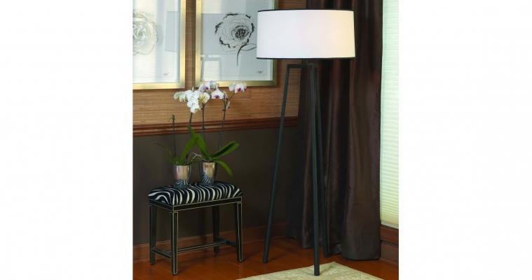 Arredamenti serie tv - Shinto tripod floor lamp