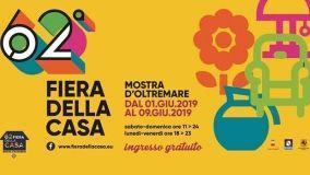 Interior design ed eventi alla Fiera della Casa di Napoli