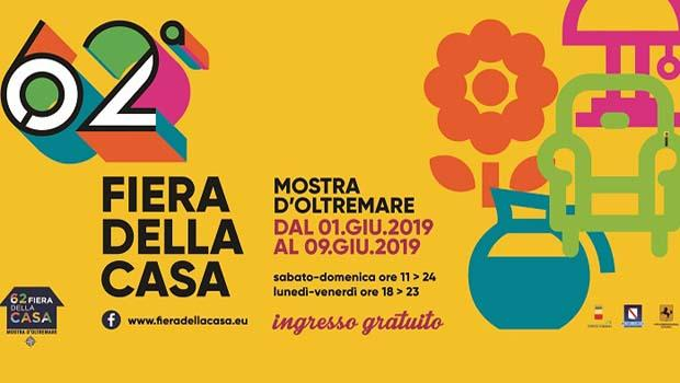Fiera della casa 2019 Napoli