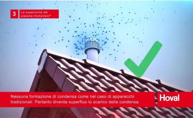 Ventilazione meccanica controllata Hoval