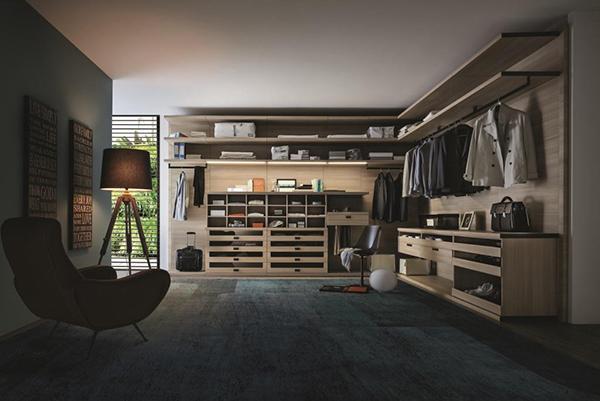Cabine armadio componibili Zanette Riva Arredamenti