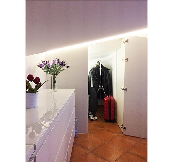 Idee cabina armadio piccola Arredi e Mobili