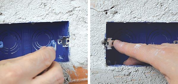 Scatole incasso per pareti leggere RIVOBOX - AVE