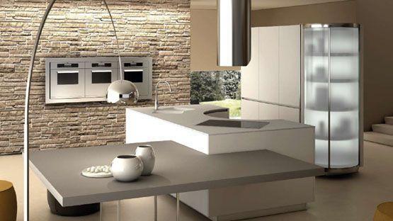Cucina artigianale moderna di Effeti