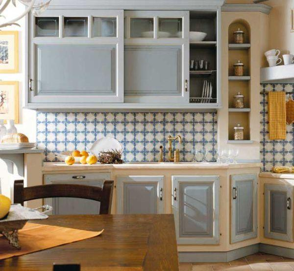 Cucina artigianale in muratura di Le Cucine dei Mastri