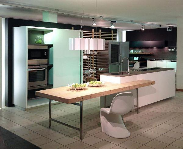 Cucina moderna su misura Effeti