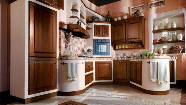 Cucine su misura in stile e moderne di Le Cucine di Mastri