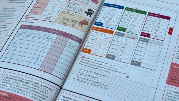 Kakebo: i quaderni agenda per il controllo delle spese di casa