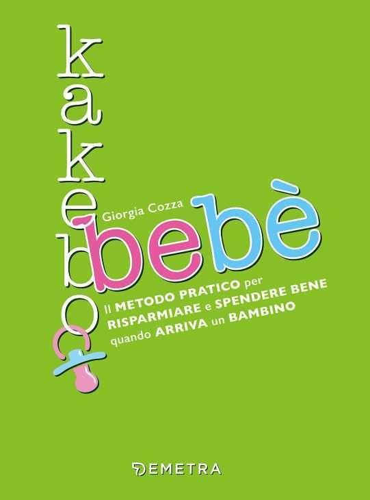Kakebo bebè su Amazon